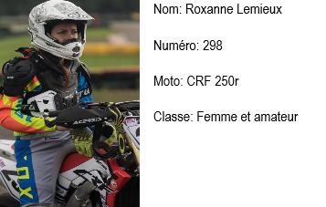298 roxanne lemieux