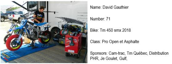 71 David GAutheir