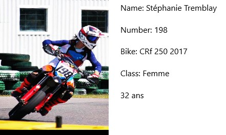 stephanie tremblay