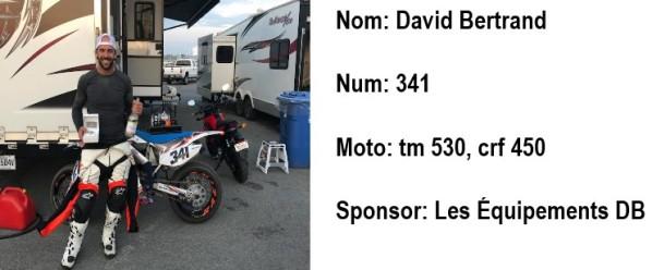 341 moto David bertrand