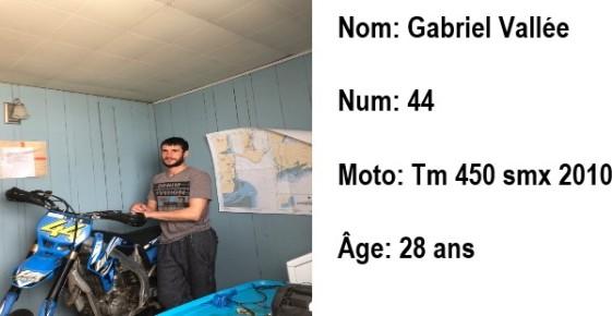 44 moto gabriel valle